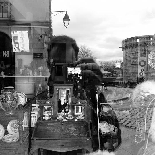 Autoportrait de rue, 2014